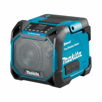 Makita DMR203 18V LXT battery job site bluetooth speaker (Shell only (no battery & charger))