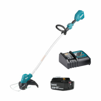 Makita DUR189RT 18V LXT Brushless battery line trimmer (Kit (with battery & charger))