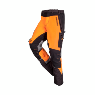 SIP Protection Innovation Canopy W-Air chainsaw trousers Type A (Orange/Black)
