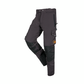SIP Protection Arborist chainsaw trousers Type A, class 1 (Grey / Black)