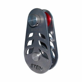 Stein stainless steel rigging pulley