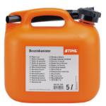 Stihl 5 litre petrol can (orange)