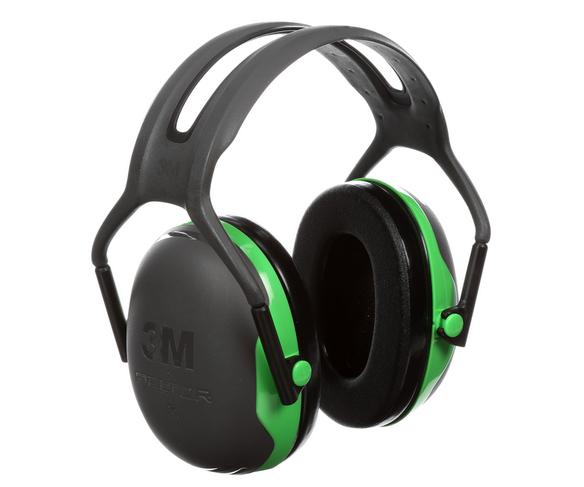 3M Peltor X1 headband ear defenders (27 SNR)