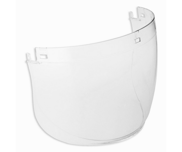 3M clear polycarbonate visor (5F-11)