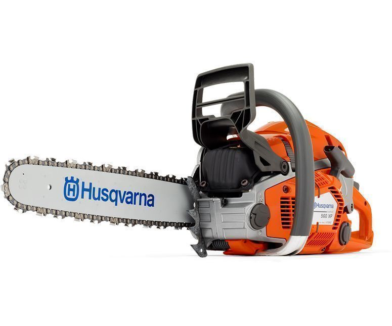 Husqvarna 560XP chainsaw (59.8cc)