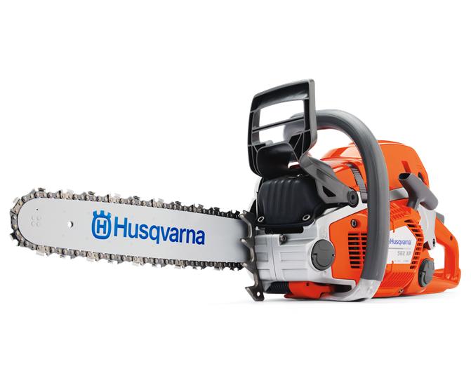 Husqvarna 562XPG chainsaw (59.8cc)
