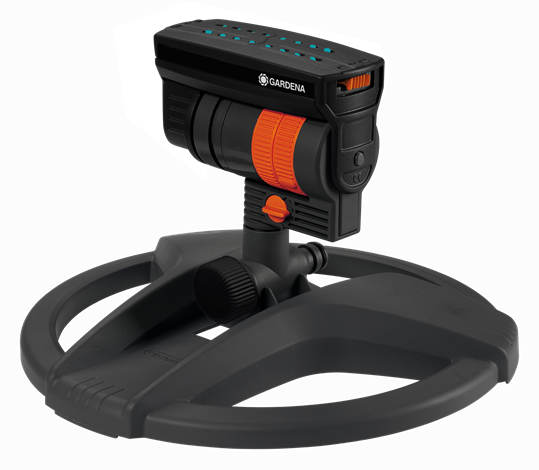 Gardena Oscillating Sprinkler AquaZoom compact