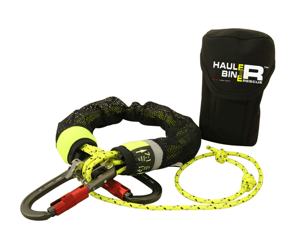 ISC HaulerBiner compact rescue kit