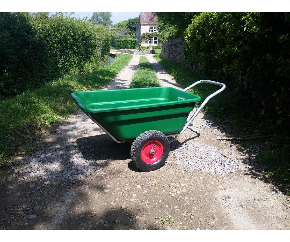 Henchman 200 wheelbarrow / barrow trailer