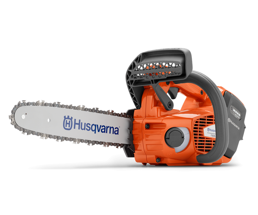 Husqvarna T535iXP battery top handle chainsaw (12