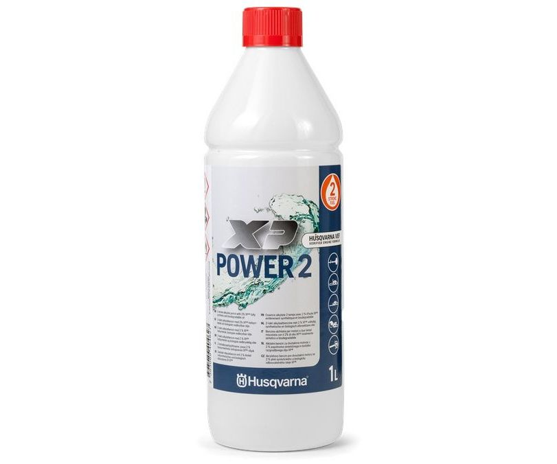 Husqvarna XP Power 2 premixed 2 stroke fuel (1 litre)