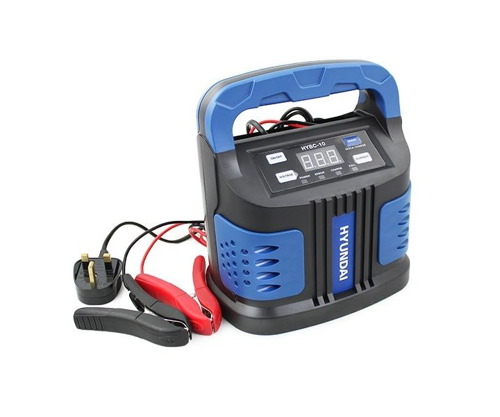 Hyundai HYBC-10 battery boost charger (6V & 12V)