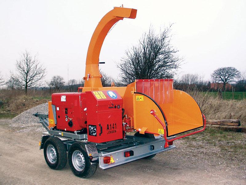 Jensen A141XL towed diesel 12