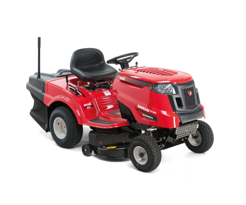 Lawnflite RE125 lawn tractor (92cm cut)