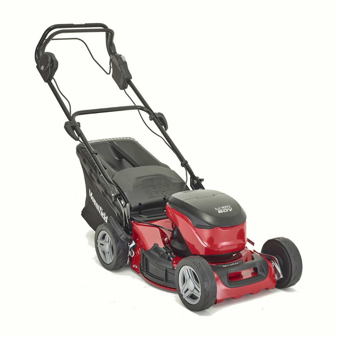 Mountfield S42 PD Li battery lawn mower (41cm cut)