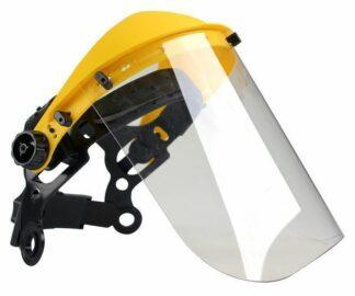 Oregon clear polycarbonate safety visor