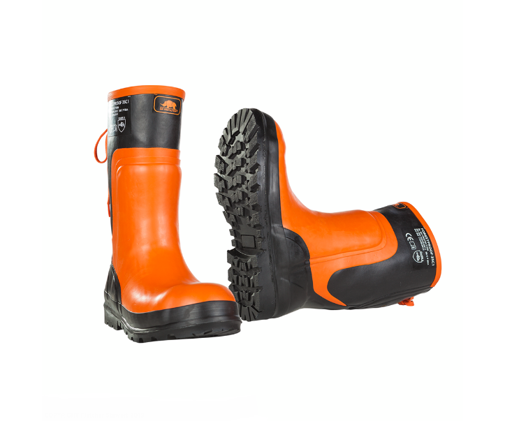 SIP Protection ForestProof chainsaw boots (class 3)