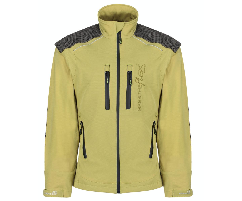 Arbortec Breatheflex Pro performance work jacket (Citrine)
