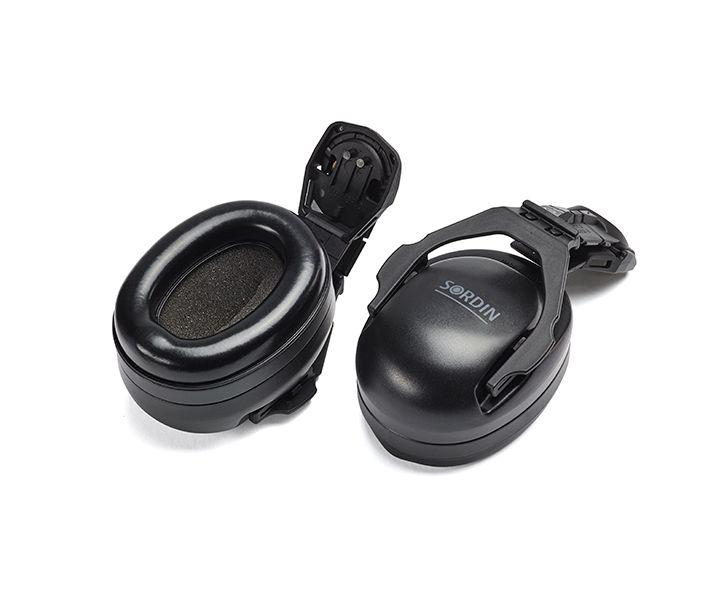 Sordin chipper ear defenders for helmet (31 SNR)
