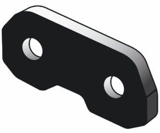 Oregon tie strap plain (fits 91VG, 91VX, 91VXL, M91VX, 91R, 91LX chain) x 25
