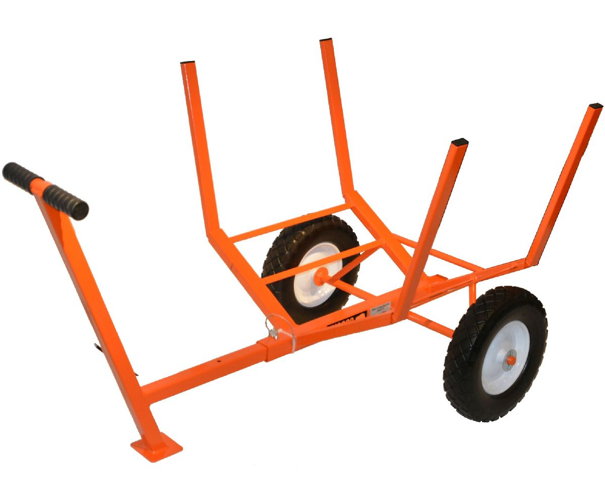 Treehog TH6000 log trolley