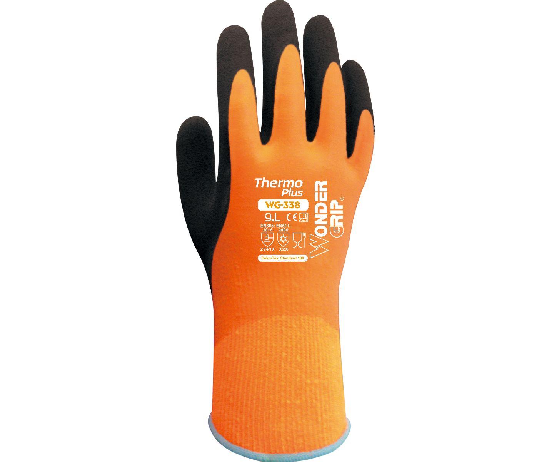 Wondergrip WG-338 Thermo Plus gloves 12 pack