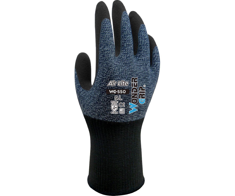 Wondergrip WG-550 Air Lite gloves 12 pack