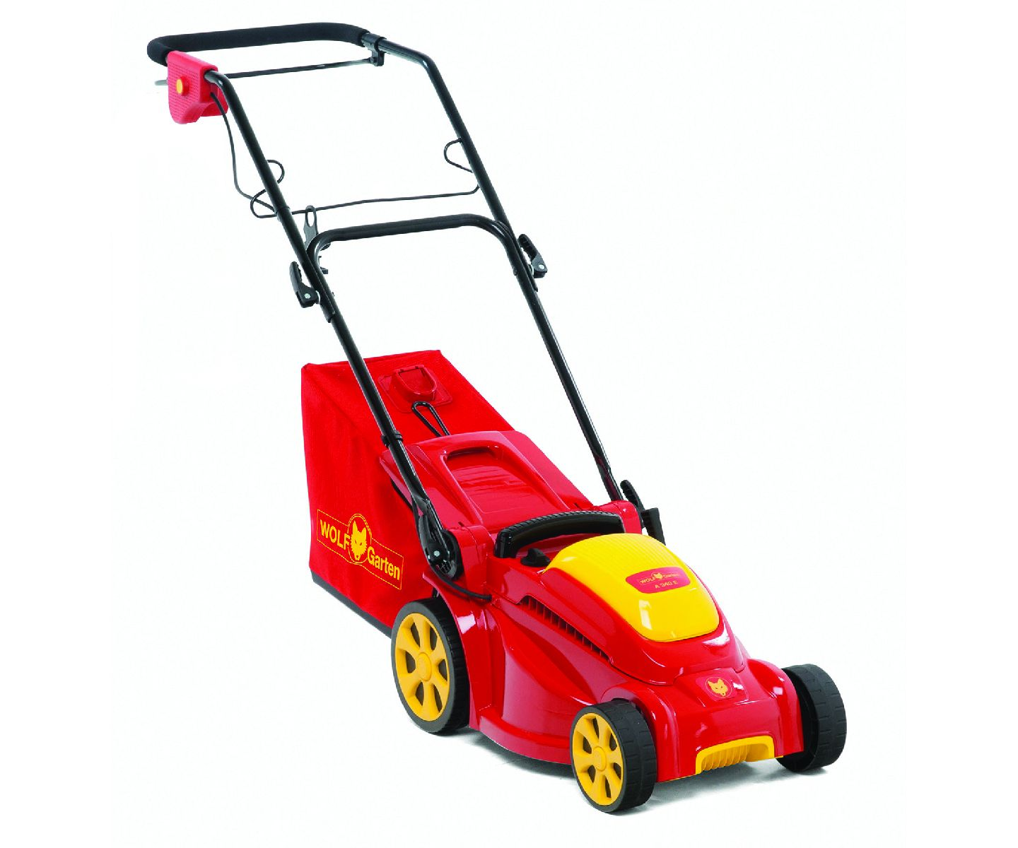 Wolf Garten A340E electric lawn mower (34cm cut)
