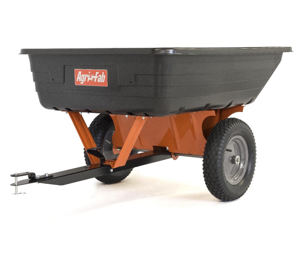 Agri-Fab 45-0533 poly tow dump trailer