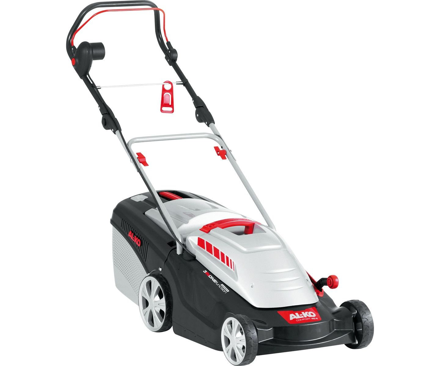 AL-KO 40E Comfort electric push four wheeled lawn mower (40cm cut)