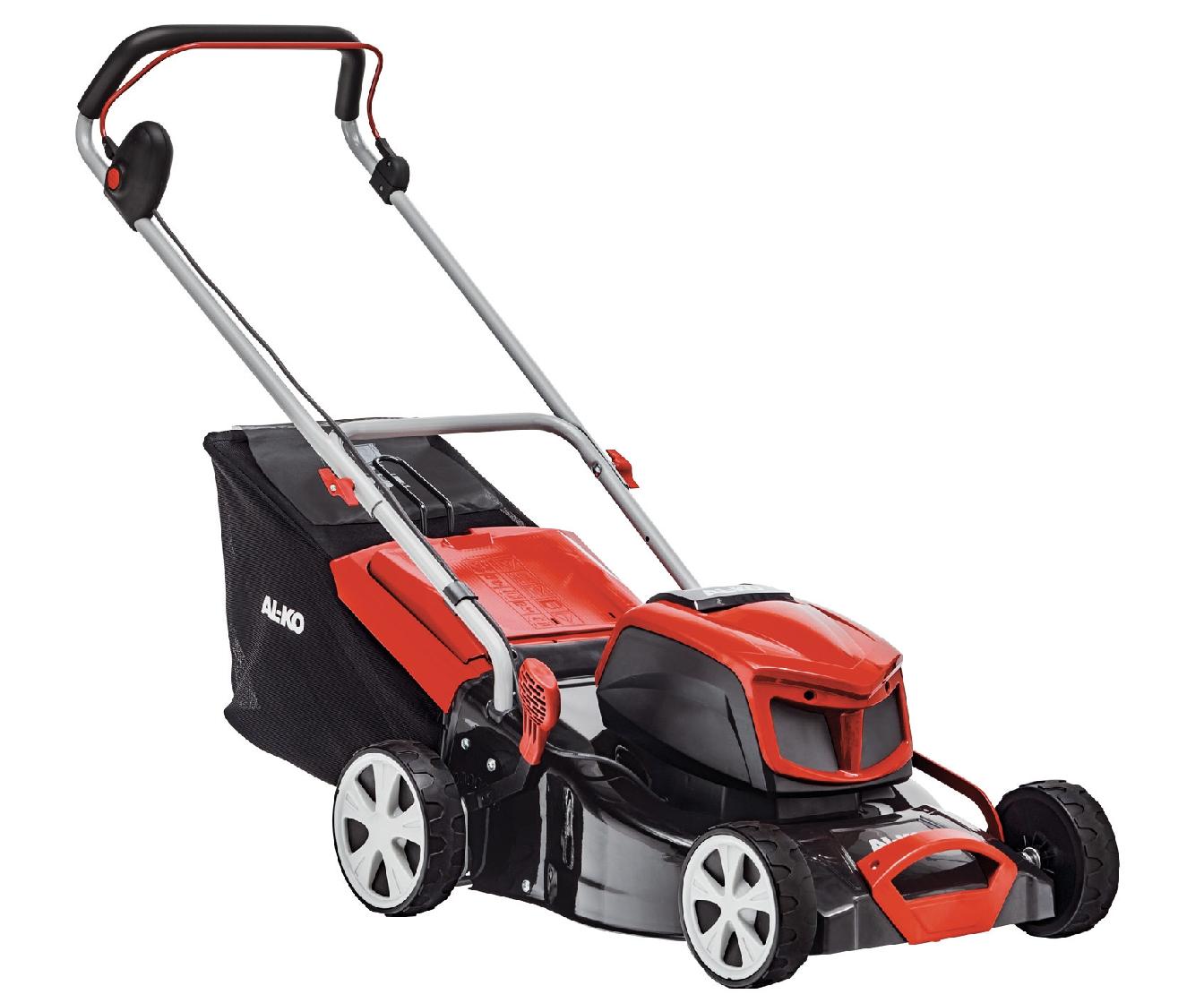 AL-KO EnergyFlex 4.29Li Moweo battery push four wheeled lawn mower (42cm cut)