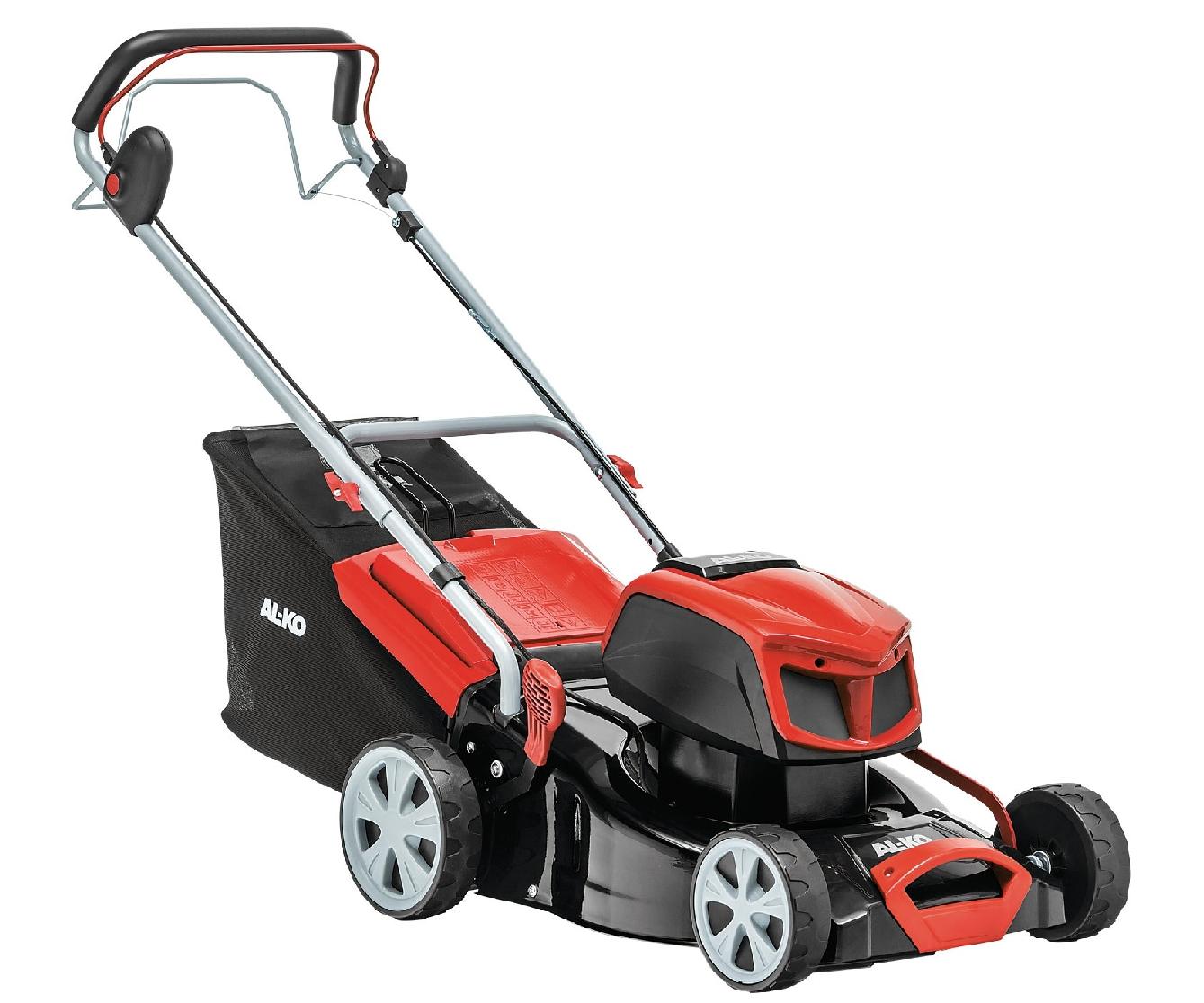 AL-KO EnergyFlex 4.29Li SP Moweo battery push four wheeled lawn mower (42cm cut)