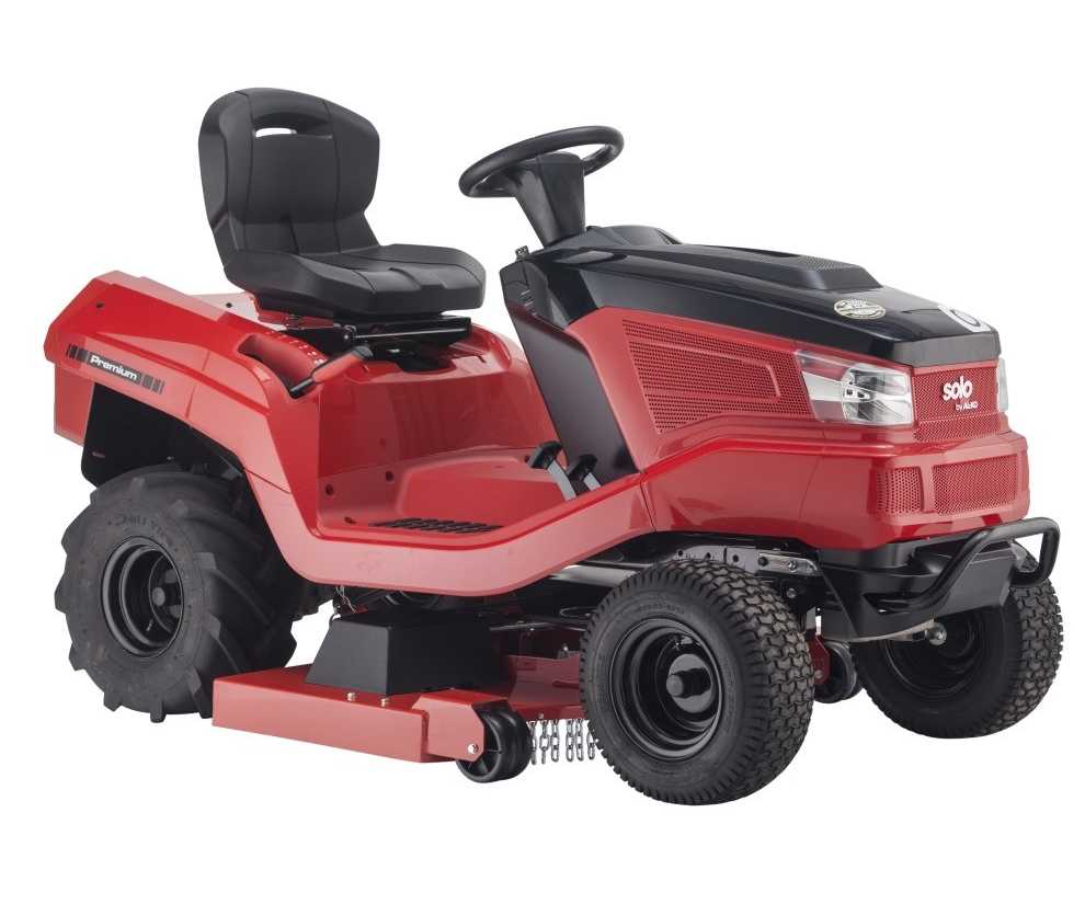 AL-KO SOLO T22-110 HDH-A V2 lawn tractor (110cm cut)
