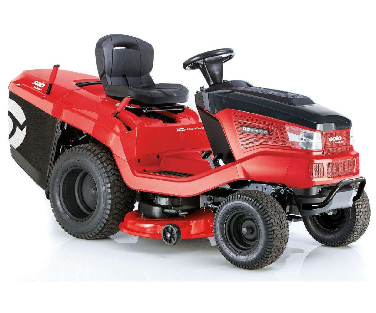 AL-KO SOLO T23-125 HD V2 lawn tractor (125cm cut)