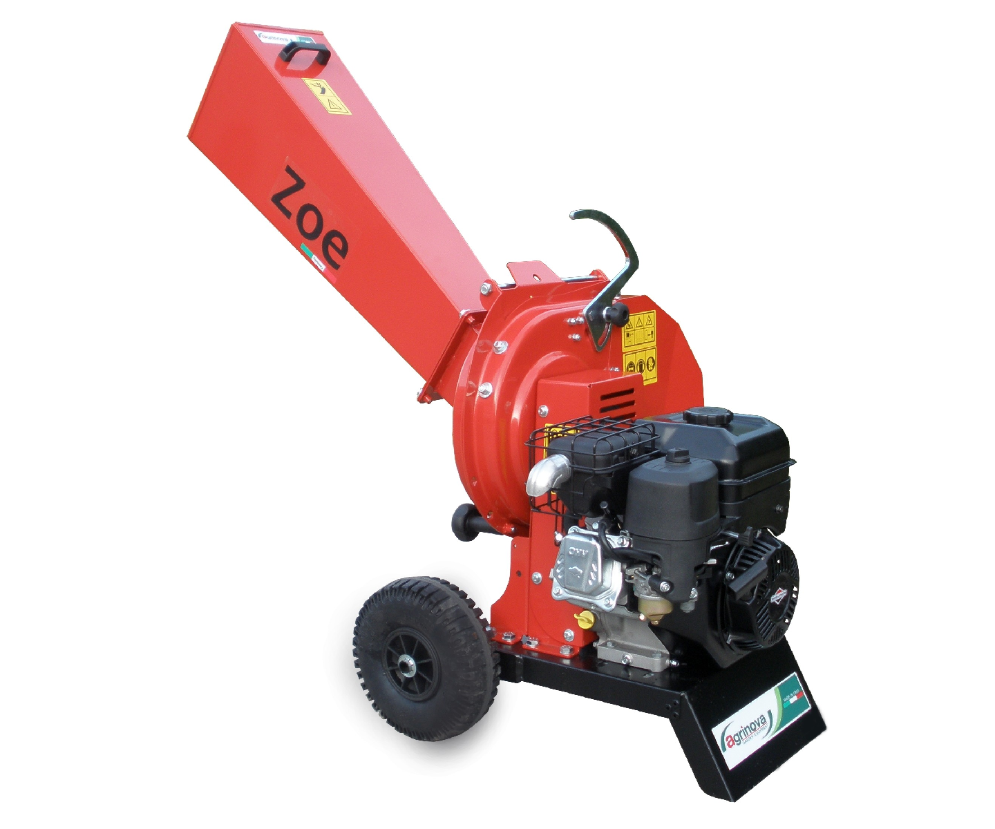 Apache Zoe 50 petrol chipper (up to 50mm diameter)