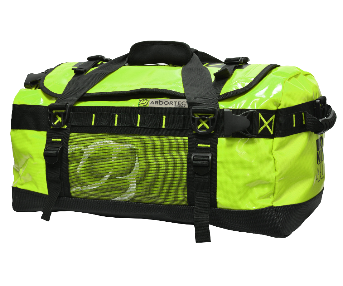 Arbortec AT101 Mamba gear bag (70 litres) (Lime/Black)