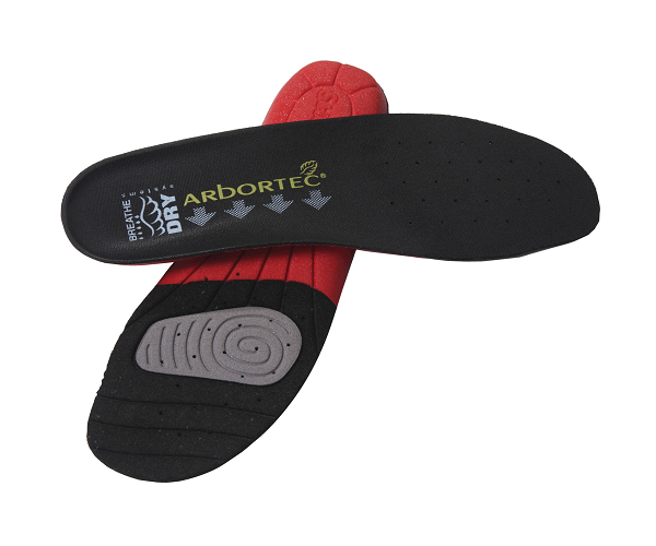 Arbortec Breathedry footbed insoles