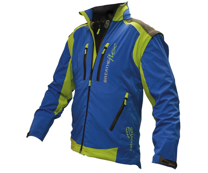 Arbortec Breatheflex Pro performance work jacket (Blue)