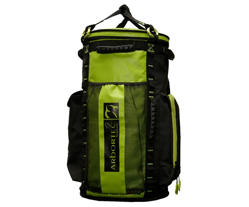 Arbortec AT107 Cobra rope bag (65 litres) (Lime)