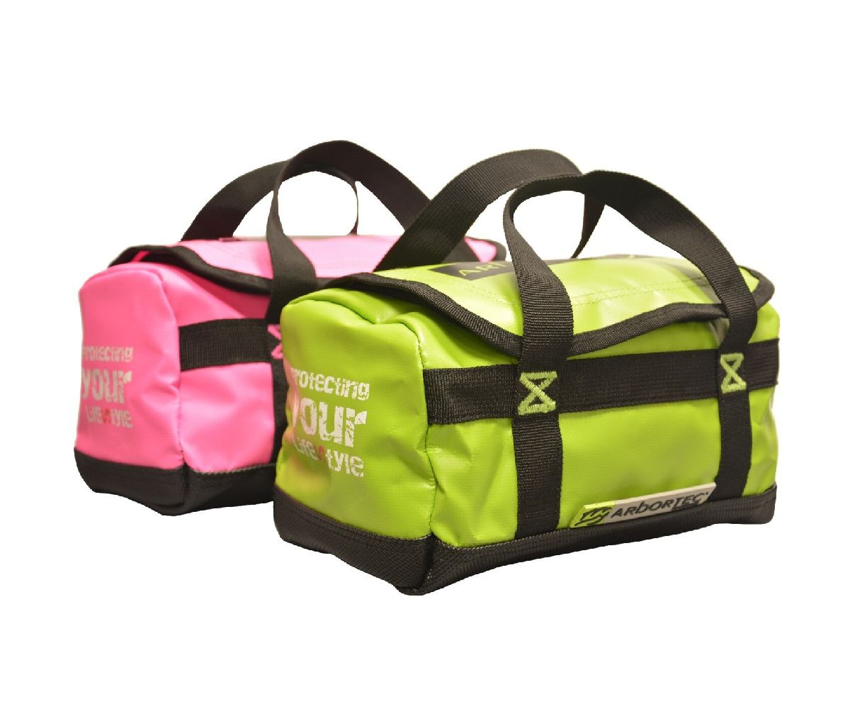 Arbortec AT101 Mamba gear bag (3 litres) (Lime/Black)