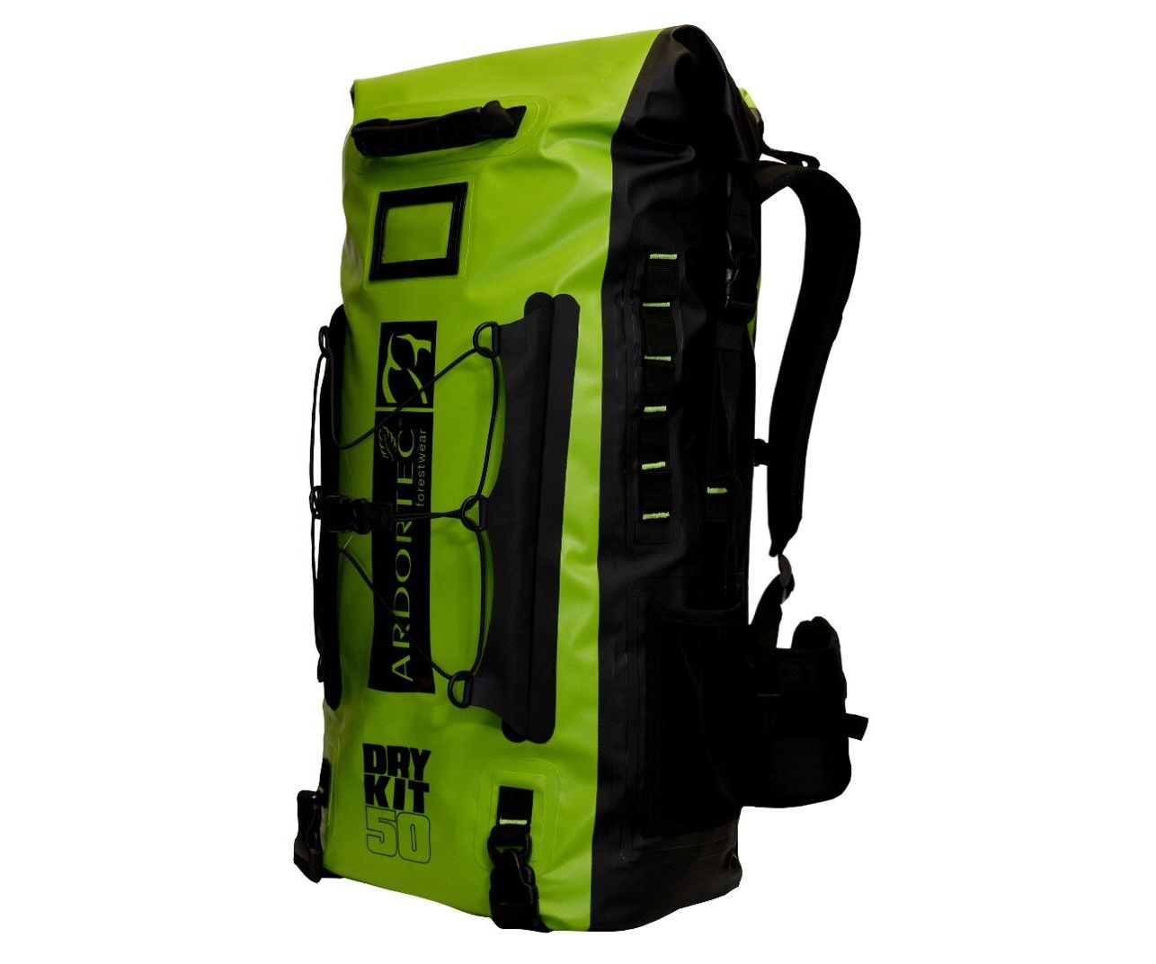 Arbortec AT104 Python backpack (50 litres) (Lime)