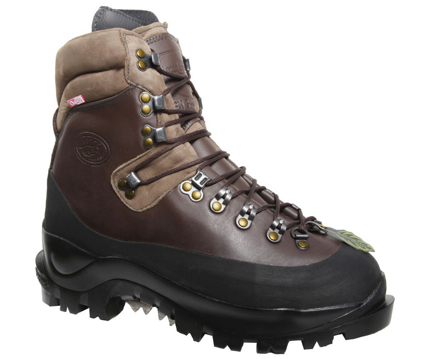 Arbortec Scafell Brown chainsaw boots (class 2)
