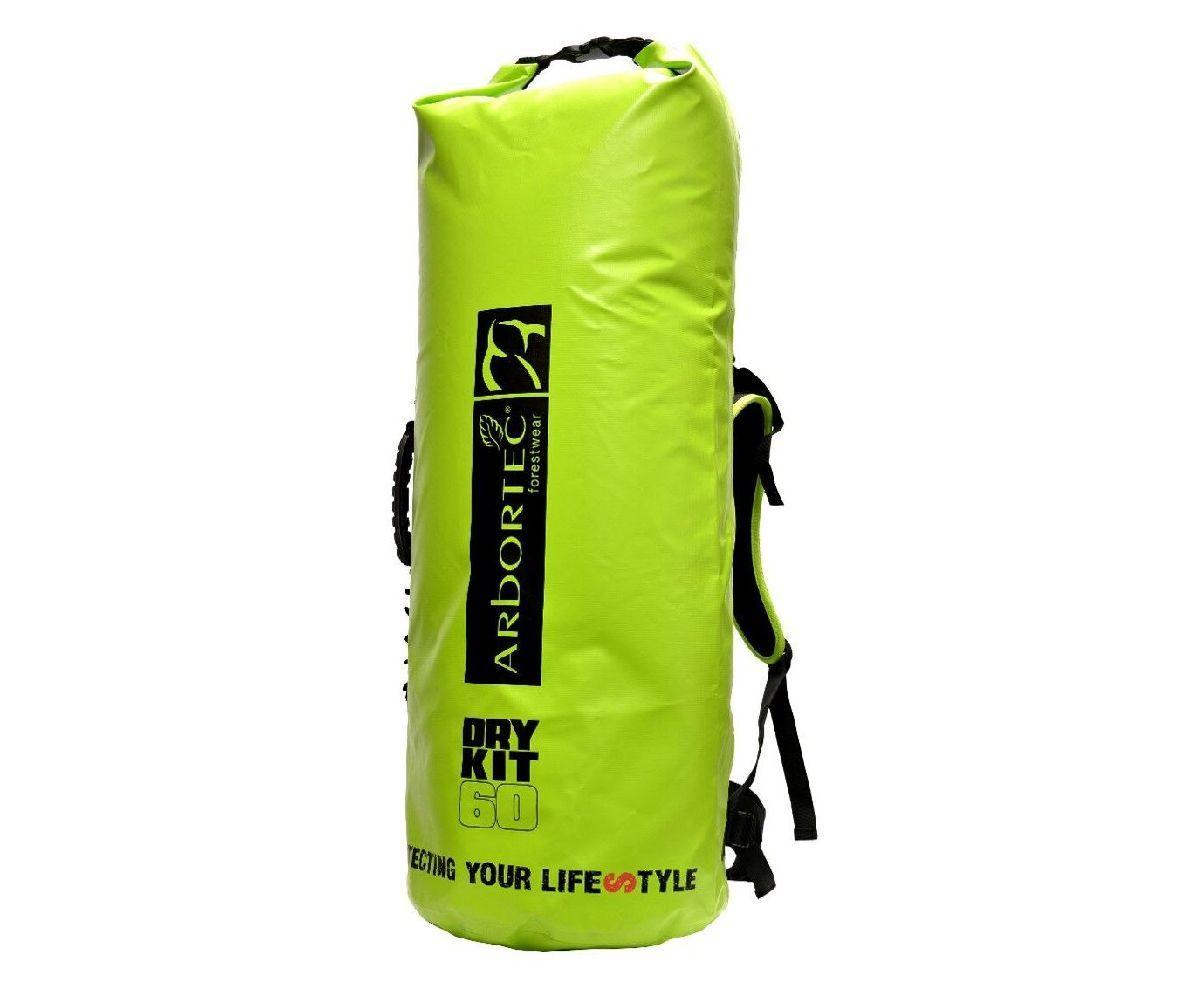 Arbortec AT102 Viper gear bag (60 litres) (Lime)