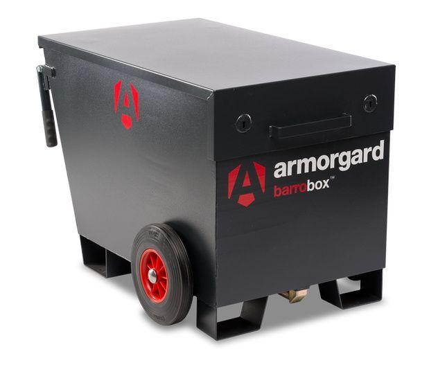 Armorgard BB2 BarroBox mobile site storage box