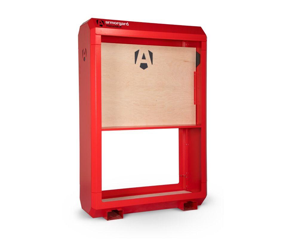Armorgard IH4 InstructaHut noticeboard/emergency station