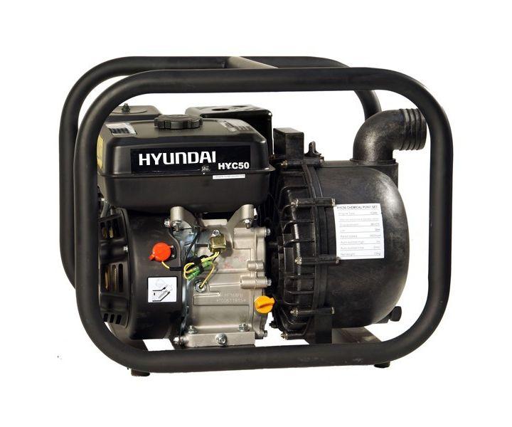 Hyundai HYC50 petrol chemical water pump