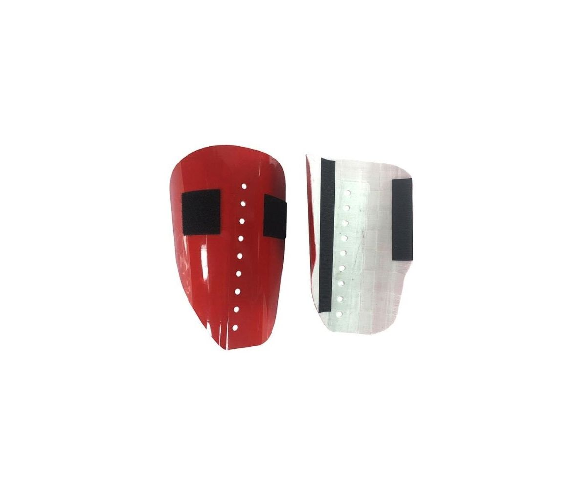 Distel replacement shells for climbing spikes (red)