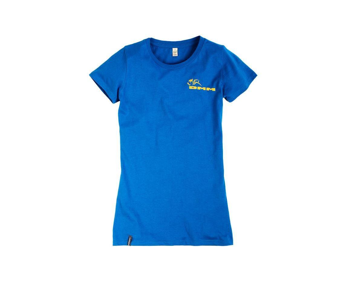 DMM T-Shirt (Womens) (Blue) (X-Large)