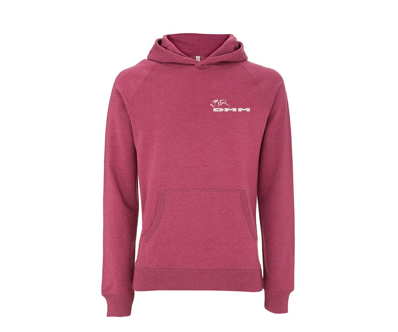 DMM overhead hoodie (Rasberry pink) (Large)
