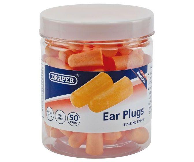 Draper ear plugs
